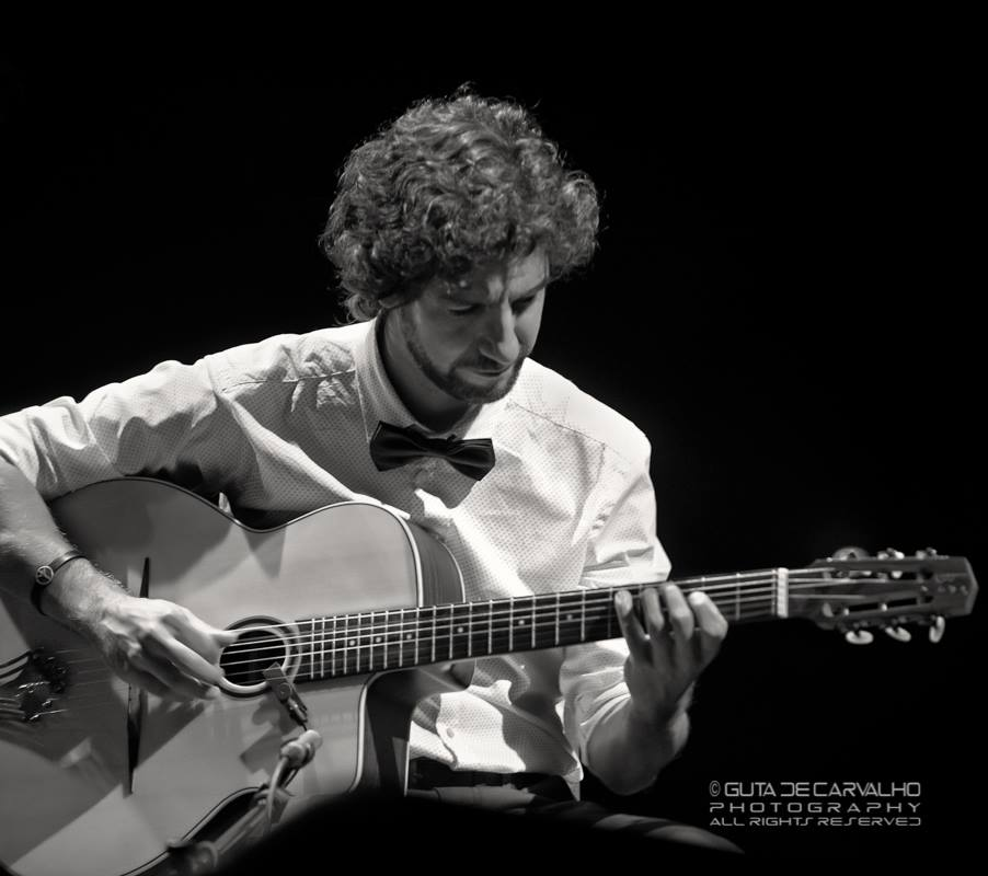 Gypsy Jazz Interviews: Conversations With Myself