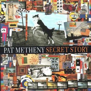 Secret Story Pat Metheny The Truth Will Always Be Solo Score