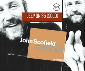 Jeep On 35 John Scofield
