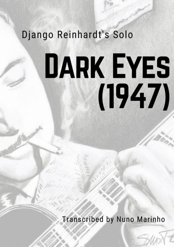 Dark Eyes 1947 Django's Solo