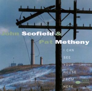 John Scofield No Matter What Solo From I Can See Your House From Here Album With Pat Metheny