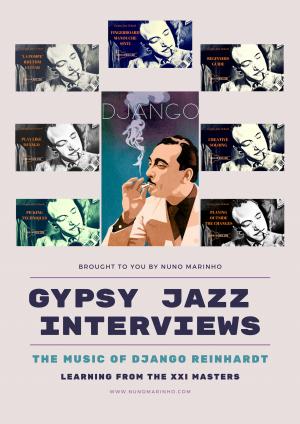 Gypsy Jazz Interviews