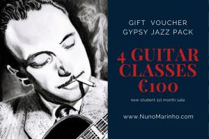 Guitar Classes Pack
