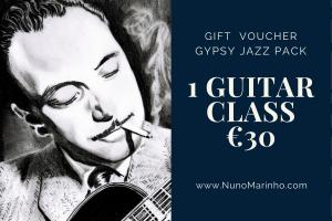 Guitar Classes Lisbon Online